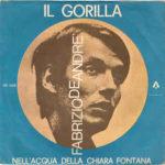 Fabrizio De Andr├®_Il gorilla_BB 3206