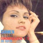Carmen Villani_Congratulazioni a te_BB 3125